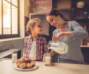Ezért fontos, hogy a fiatalok fogyasszanak tejet!