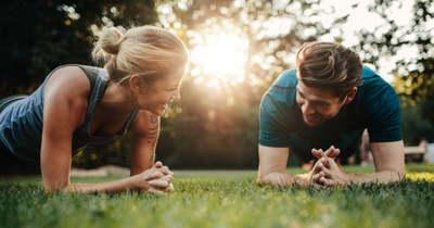 A reggeli mozgás jótékony hatásai