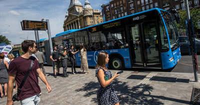 Újraindul a reptéri buszjárat hétfőtől