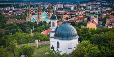 Pécsi egyetemista leszel? Ezt az 5 helyet ismerned kell!