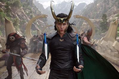 Elstartolt a legújabb Marvel-sorozat, a Loki