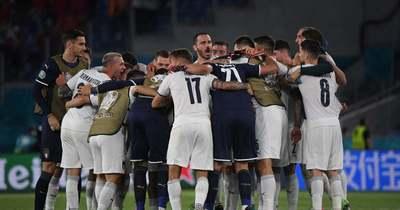 Olasz győzelemmel rajtolt az Európa-bajnokság