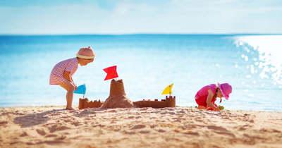 Nyári strandidőnk lesz, csak estétől jön a lehűlés