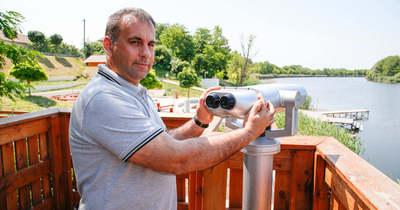 A horgászturizmust fejlesztenék Cibakházán