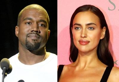 Új szerelem bimbózhat Kanye West és Irina Shayk között