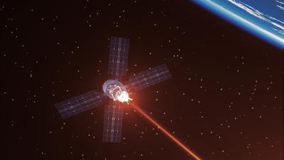 Napenergia az űrből: nagyot álmodik az Egyesült Államok Légiereje