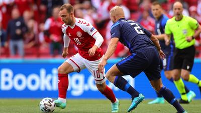 Újraélesztik Eriksent a dán-finn Eb-meccsen