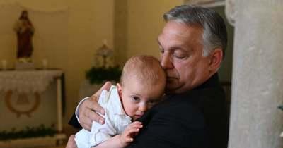 Orbán Viktor: Bertalan Krisztus nyájába felvétetett