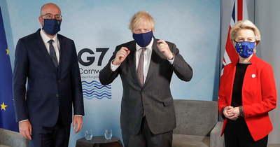 A Brexitről vitatkoztak a G7-csúcstalálkozón