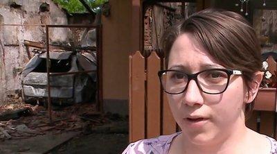 Dráma: Fedél nélkül maradt három kicsi gyerek és a szüleik - lángok martalékává vált a családi házuk