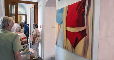 STOCK címmel nyílt kiállítás a Művészetek házában