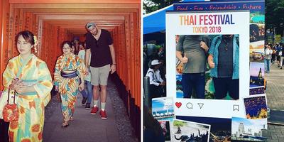 Ilyen, amikor a nagyra nőtt amerikaiak a szűk japán térben próbálnak boldogulni - Galéria