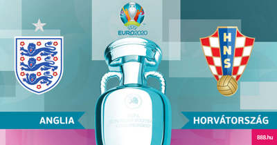 A 888 megmondja a tutit: Anglia–Horvátország