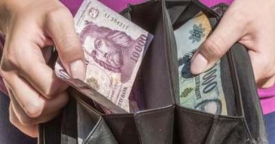 Pulton felejtett pénztárcát tett el egy nő a komlói piacon