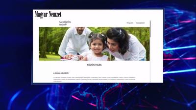 Indiai családdal illusztrálta a romákról szóló programját az ellenzéki összefogás