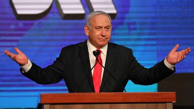 Órákon belül kiderül, leváltják-e Netanjahut Izraelben