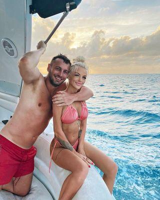 Így néz ki a plasztikai műtét után Szegedi Fecsó és új barátnője - képek
