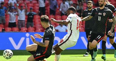 Raheem Sterling góljával Anglia legyőzte a horvátokat