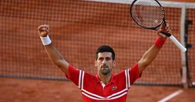A világelső Novak Djokovic nyerte a Roland Garrost