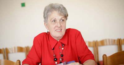A nyugdíjas feldebrői tanárnő sokat tesz a közösség és a település fejlődéséért