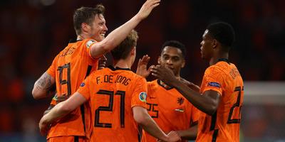 Hollandia öt gólt hozó, történelmi meccsen győzte le Ukrajnát