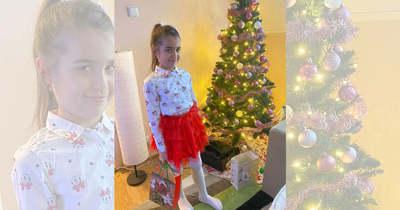 Loretta lehet a legszebb ajándék, amit a család valaha is kapott