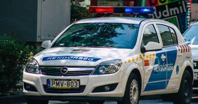 Nagyon durva baleset történt Újbudán! Fejre állt egy autó