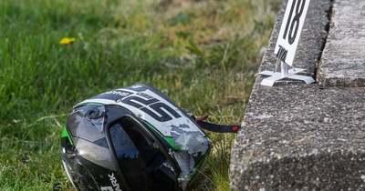 Előzés közben ütöttek el egy motorost Szabadbattyán közelében
