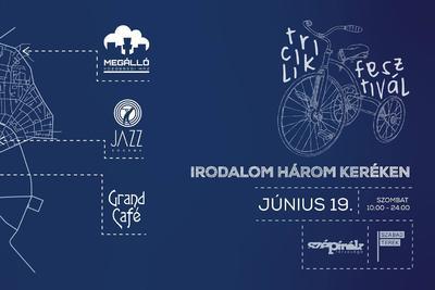 Közeleg a szegedi kerékpáros irodalmi fesztivál