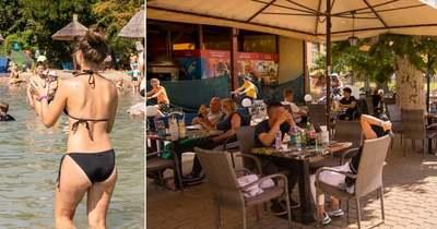 Így kereshet meg akár egymilliót is egy pincér a Balatonnál, mutatjuk az árakat a magyar tengernél