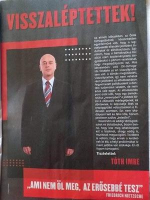 Kitálalt egy MSZP-s alpolgármester a baloldal előválasztási komédiájáról