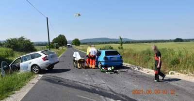 Egy hét alatt 51 közúti balesetnél intézkedtek a Veszprém megyei rendőrök