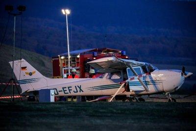 Öten meghaltak egy repülőgép-balesetben az Alpokban