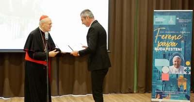 Megtisztelő titulussal gazdagodott Pindroch Csaba