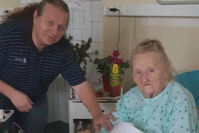 Segítség nélkül lábra sem tud állni Zámbó Jimmy édesanyja