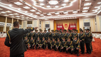 Kína visszaszólt a NATO-csúcson tett kijelentésekre