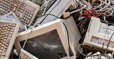 Gyűjtik az elektronikai hulladékot Békéscsabán
