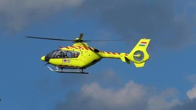 Hihetetlenül szomorú átverés miatt riasztottak egy mentőhelikopter