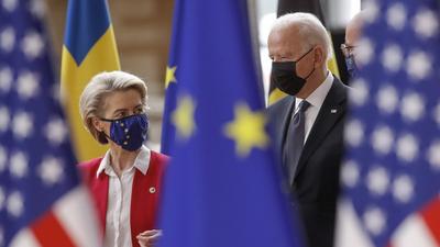 Biden: Amerika visszatért, bár sosem távolodott el igazán