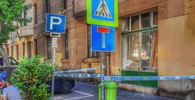 Kővel dobták be a ferencvárosi Fidesz-iroda ablakát