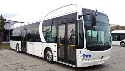 Magyarországon legyártották az első tisztán elektromos meghajtású autóbuszt a Volánbusz számára