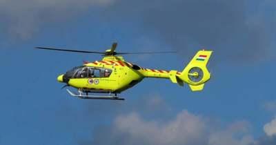 Hihetetlenül szomorú átverés miatt riasztottak egy mentőhelikoptert