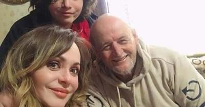 Gabriela Spanic öt év után találkozott újra az apjával