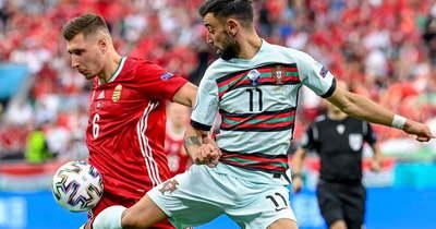 Magyarország–Portugália: 0:3