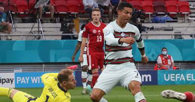 Cristiano Ronaldo minden idők legeredményesebb Eb-góllövője lett