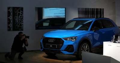 Alkatrészhiány miatt leáll az Audi Győrben
