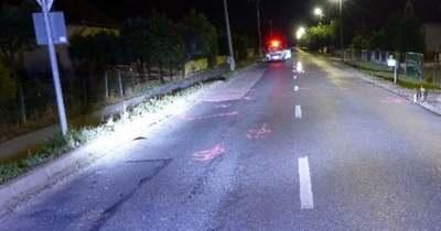 Elütött egy gyalogost Lentiben, majd elhajtott a helyszínről – a rendőrség is keresi a sofőrt