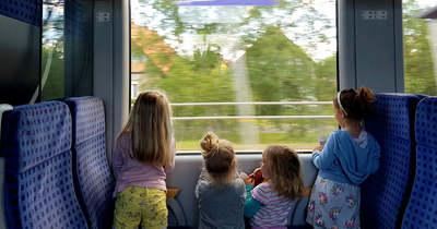 Most mindennél egyszerűbb vonattal utazni a Balatonhoz