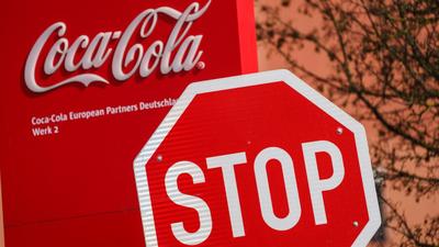 Cristiano Ronaldo beszakította a Coca-Cola árfolyamát