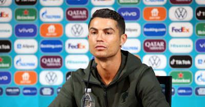 Ronaldo milliárdokkal lejjebb taszította a kóla értékét
